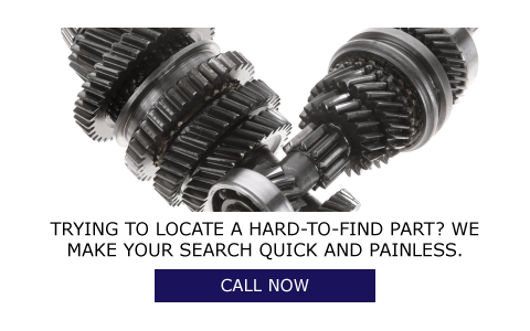 Trying to locate a hard-to-find part? We make your search quick and painless.